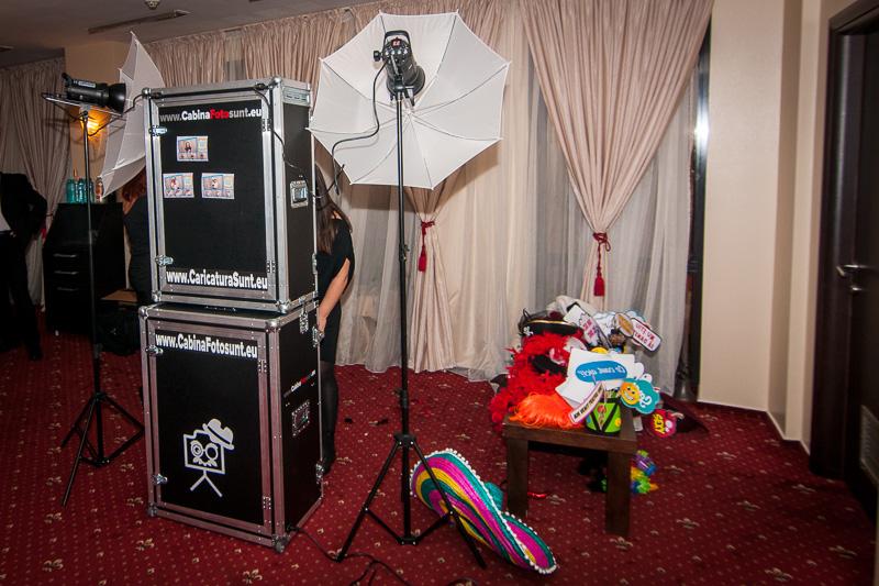 Cabina foto - Accesorii pentru petrecerea de botez