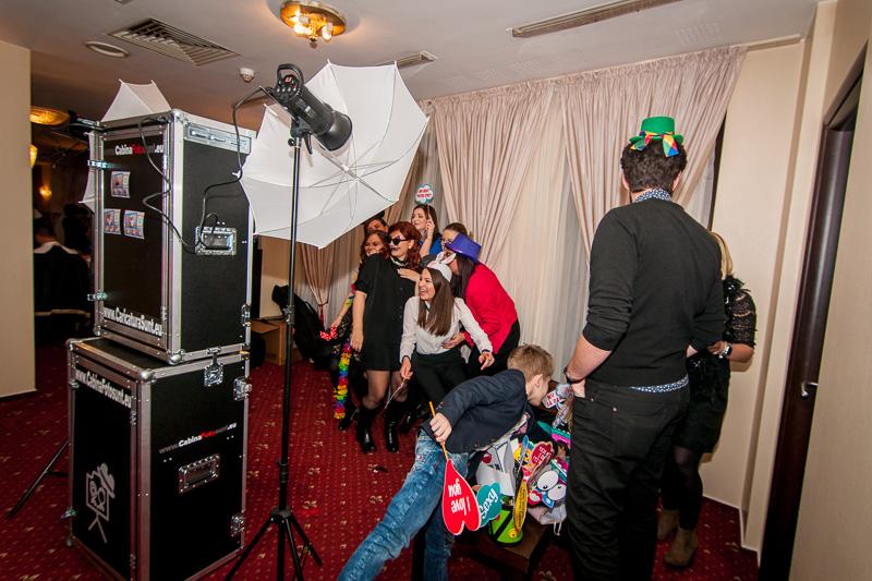 Cabina Foto - Marturii pentru petrecere