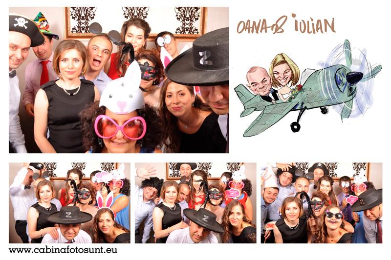 Cabina FOTO - Nunta, petrecere