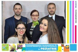 Cabina Foto pentru evenimente corporate