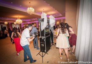 Cabina Foto la petrecerea ta!