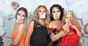 Cabina foto - nunti, botezuri, petreceri private